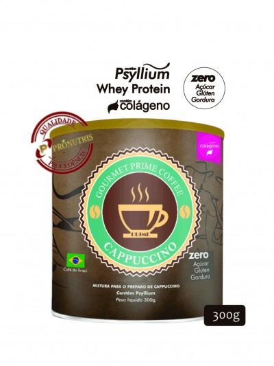 Gourmet Prime Coffe - Cappuccino