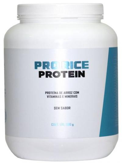 Pro Rice Protein  - Proteína de arroz com vitaminas e minerais